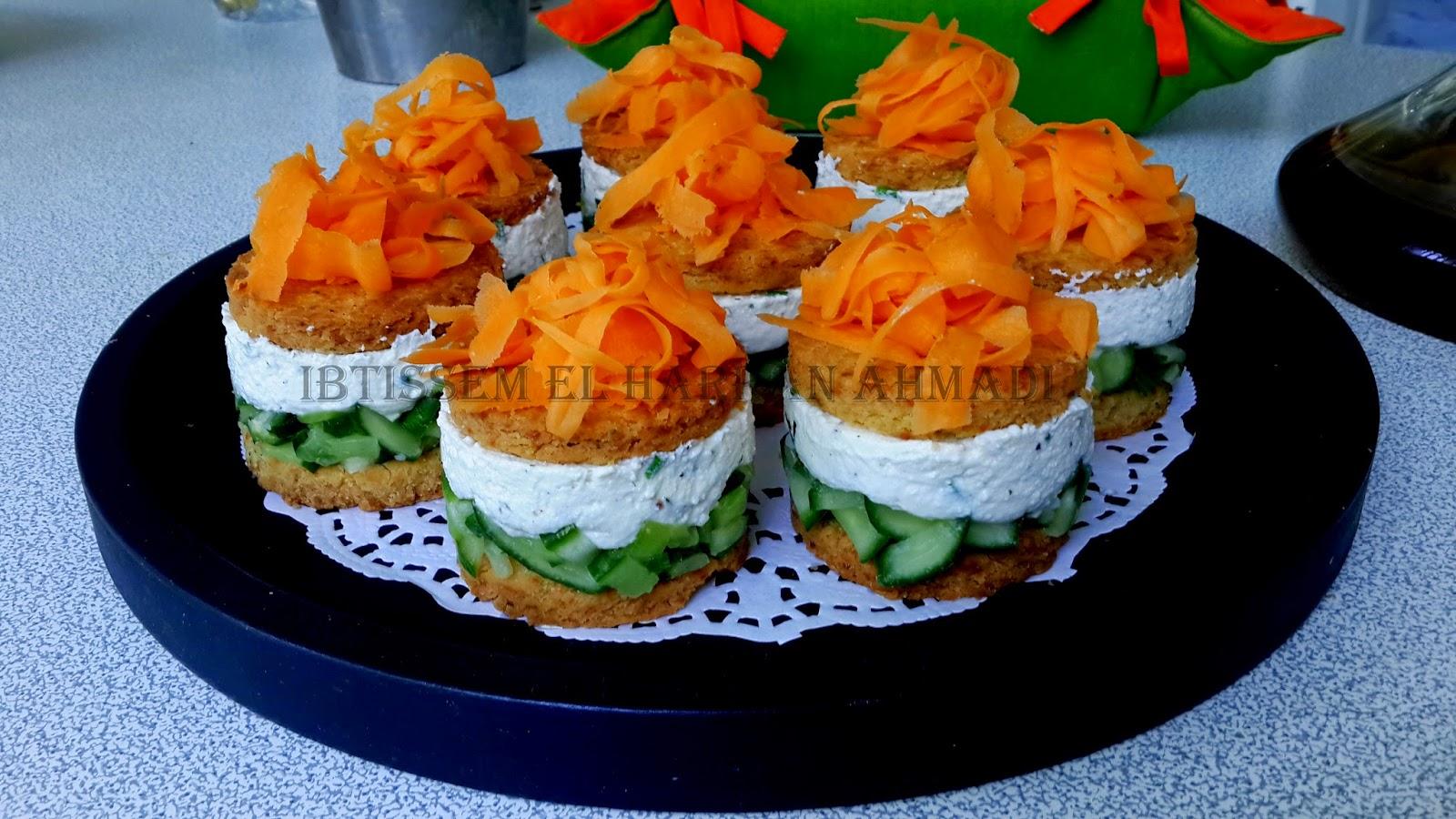 Nice Cheesecake Sale Sans Cuisson #2: Un Cheesecake Salé Tout Simple Et Sans Cuisson