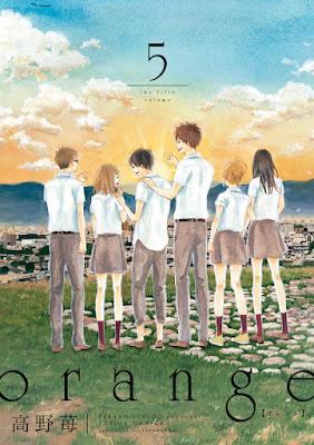 オレンジ 第01-05巻 [Orange vol 01-05] rar free download updated daily