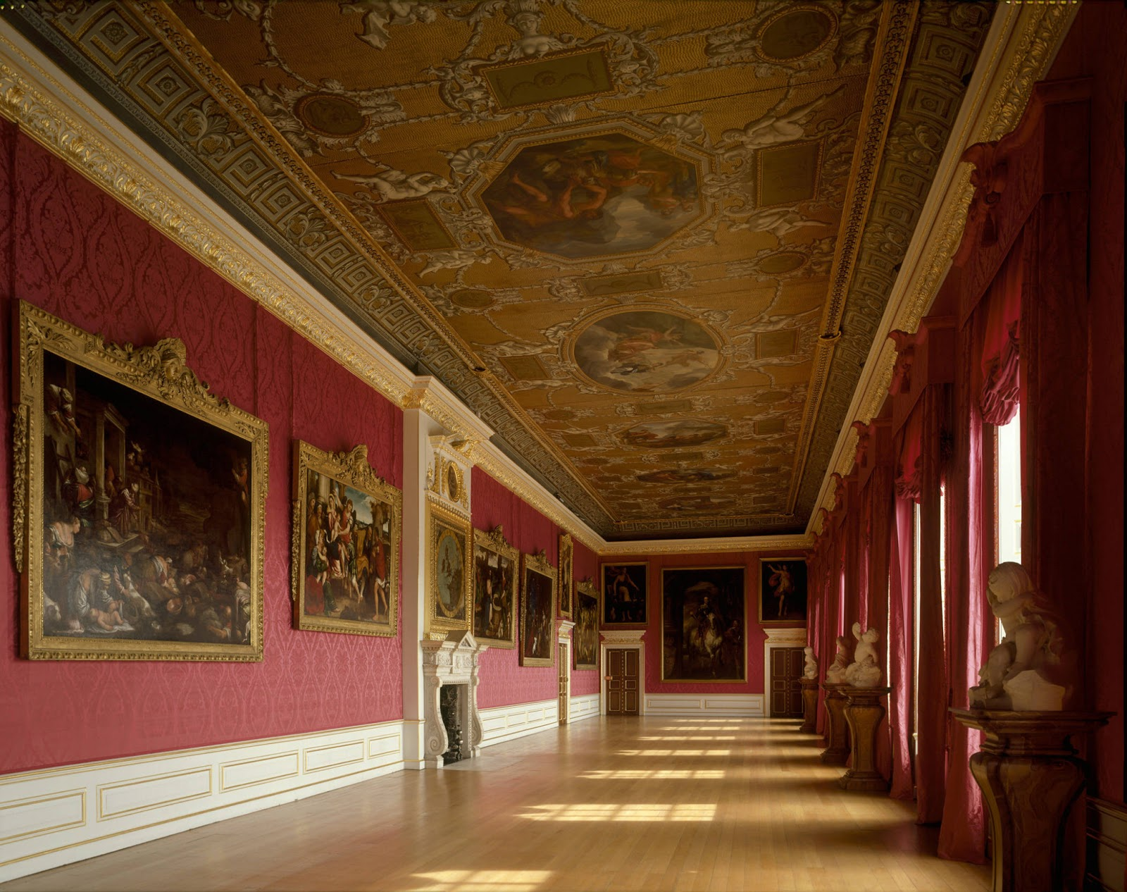 Kensington Palace interior view