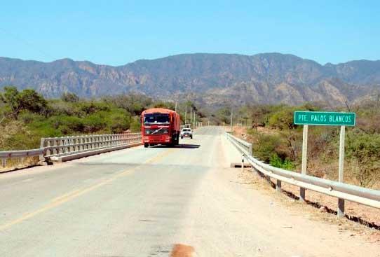 Villamontes es el centro de un plan vial para llegar a puertos del Pacífico