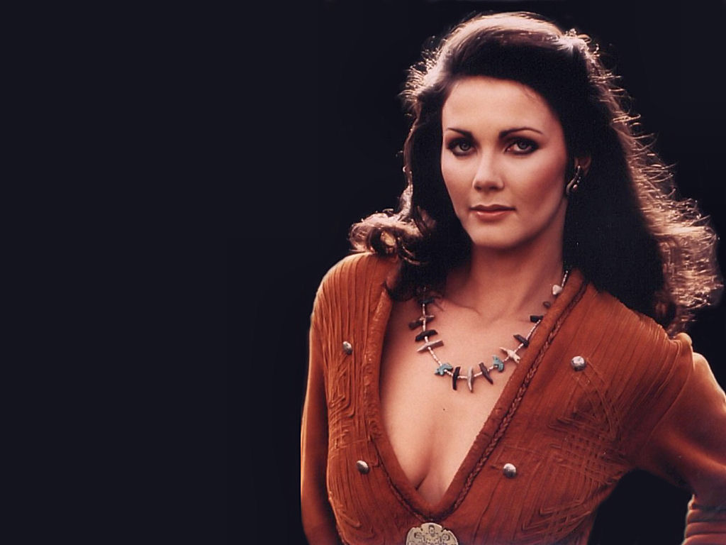American Actress And Singer Lynda Carter Old Gallery