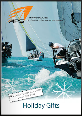 Annapolis Performance Sailing APS Holiday Catalog The Best Sailing Gifts for 2011