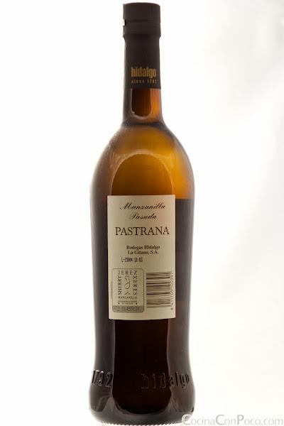 Manzanilla Pasada Pastrana - Bodegas Hidalgo - Jerez - Sherry