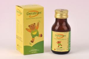 Delstrum Suplemen Makanan dan Vitamin Anak