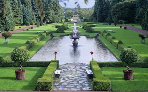 """Фонтана """"Дайс"""" Relaxing+pictures+-+sweden+beautiful+garden+park+-+Norrviken+Park"""