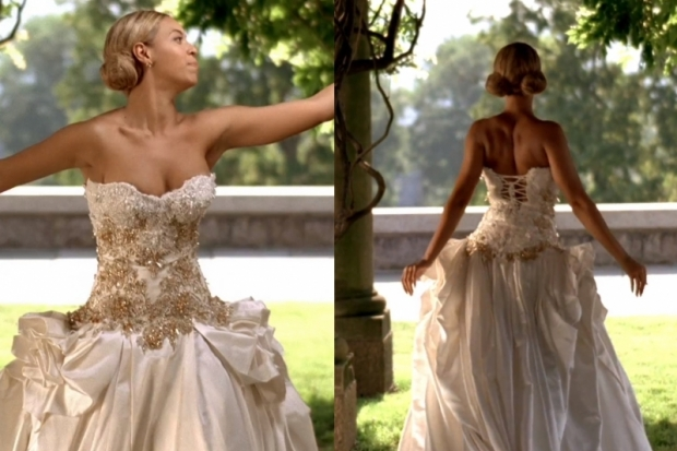 My Fashion World Where To Buy The Wedding Gown From Beyonces Best Thing I Never Had Video