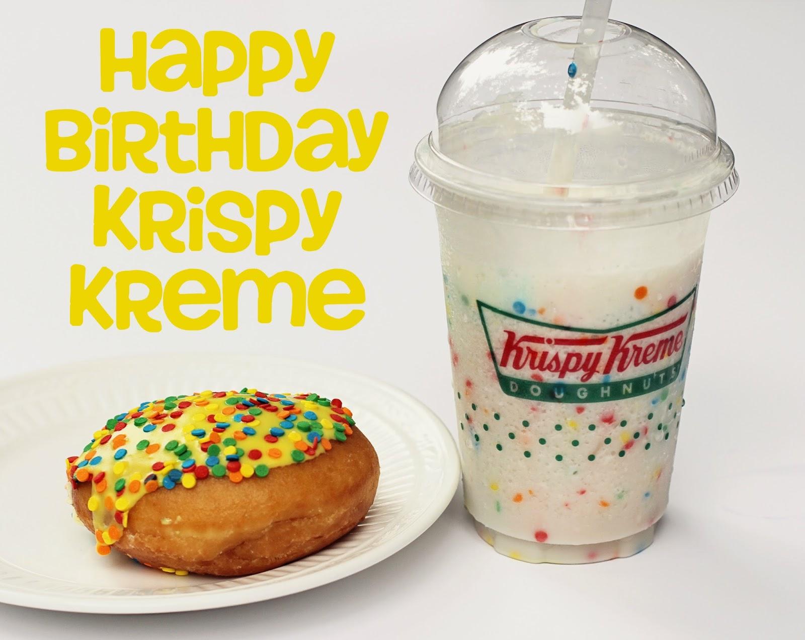 krispy kreme donut cake birthday ideas - 8 best krispy kreme cakes ...