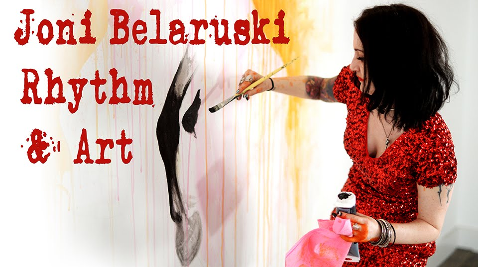 Joni Belaruski - Rhythm and Art