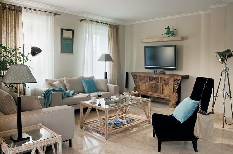 interior electicismo en clave ex tica decoraci n. Black Bedroom Furniture Sets. Home Design Ideas