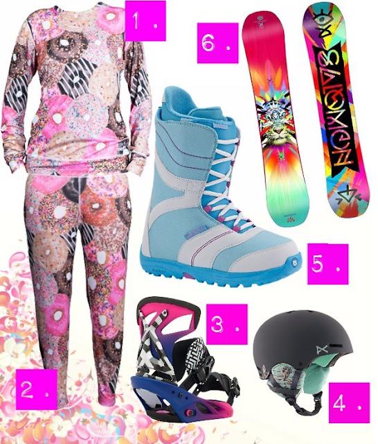 My General Life - Snowboarding Wishlist, burton, salomon, anon, neff