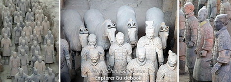 visit Patung tentara terracotta army china