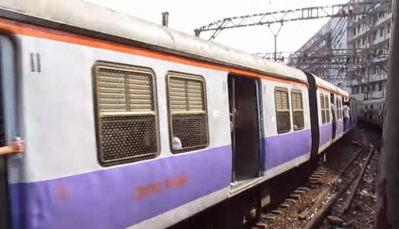 mumbai local train CST andheri