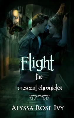{Cover Reveal+G!veaway} Flight by Alyssa Rose Ivy