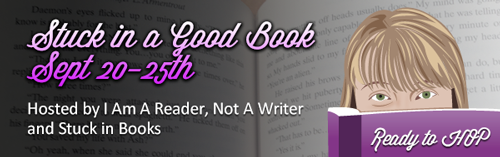 Stuck in a Good Book Blog Hop