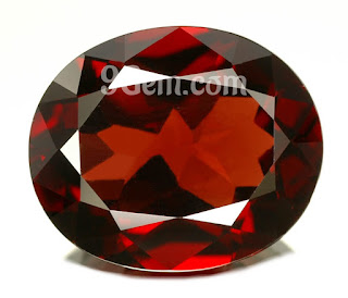 Hessonite Gemstone - 9Gem.com