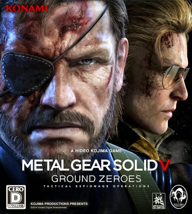 برنامج تشغيل وتعديل الزراعات في لعبة Metal Gear Solid V Ground Zeroes CODEX