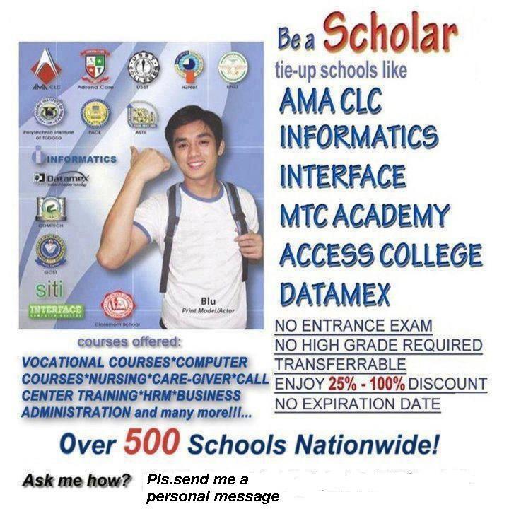 proxy - AIM Global: Free Scholarship - Philippine Education