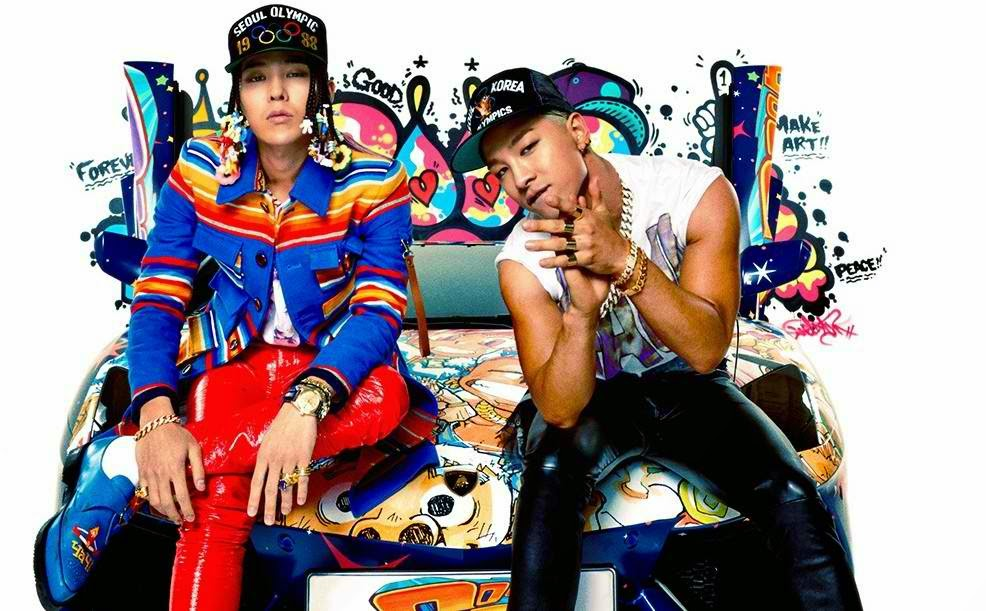 GD X Taeyang to perform 'Good Boy' for the 1st time at the '2014 MAMA'