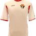 Seleção da Jordânia apresenta novos uniformes