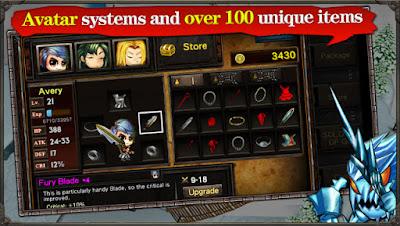 The Return of the Heroes V1.0.1 MOD APK Unlimited Money