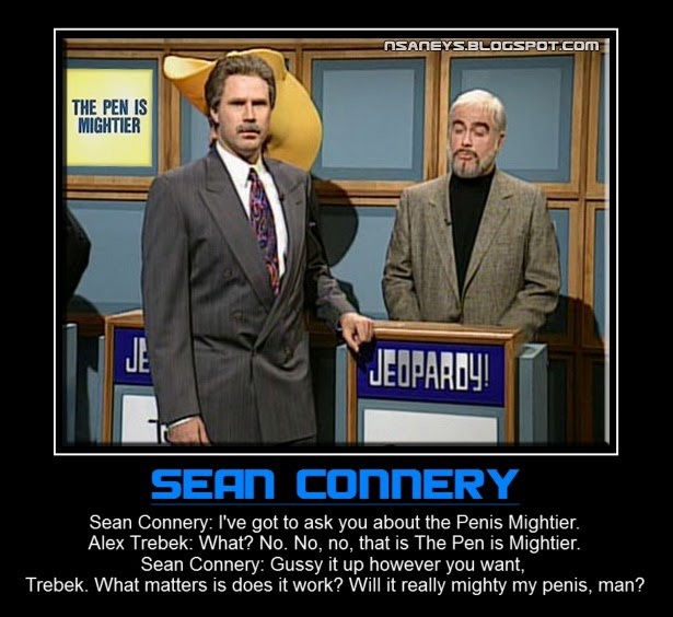 Celebrity Jeopardy SNL Sketch In The '90s (2007) - YouTube