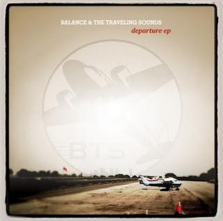 Album art for BTS' Departure EP