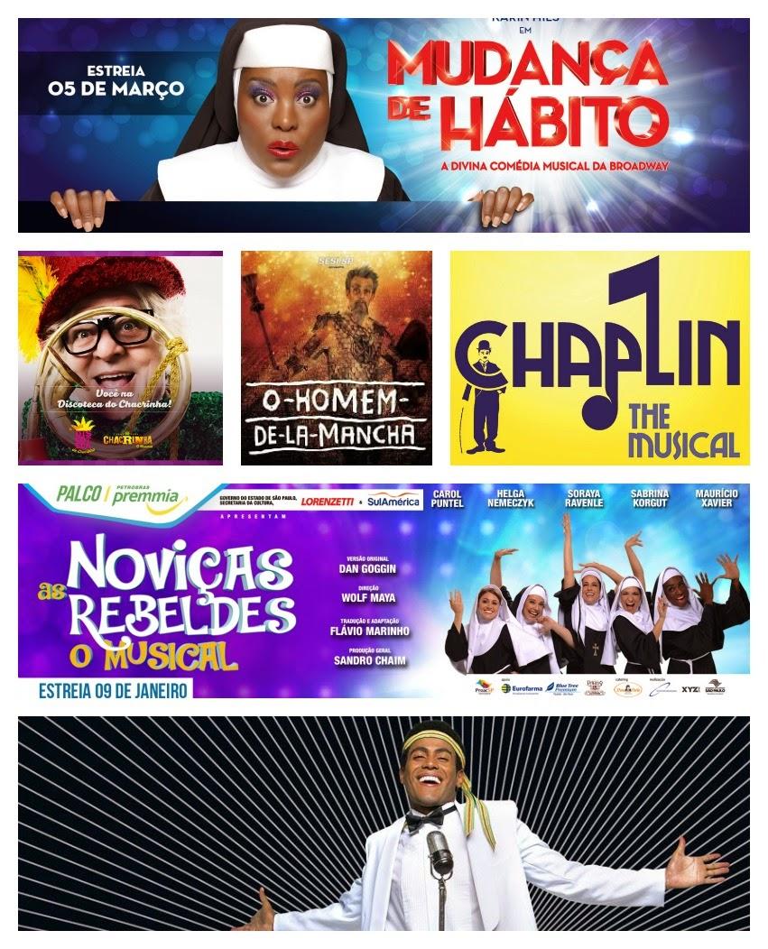 Musicais 2015