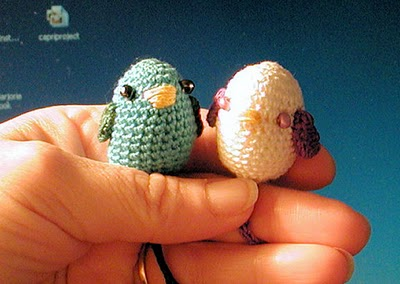 Crocheting Conversations: For the birds!