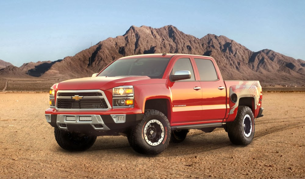 2014 Chevrolet Reaper Performance Truck