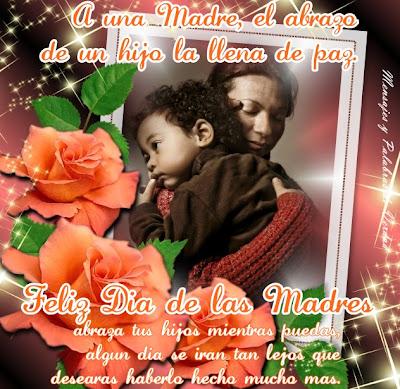 El abrazo de una Madre