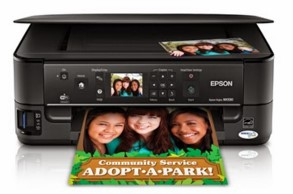Epson Stylus NX530 Driver Download Software