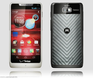 Motorola Droid RAZR M user manual guide pdf