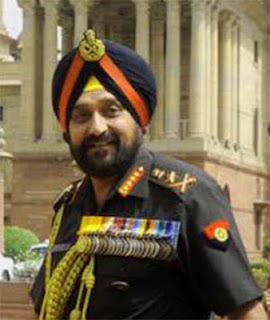 Indian Army chief General Bikram Singh to visit Sri Lanka