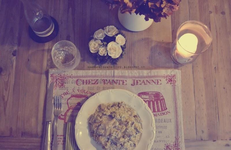 Penne mantecate al tofu e verdure di stagione-shabby&countrylife.blogspot.it