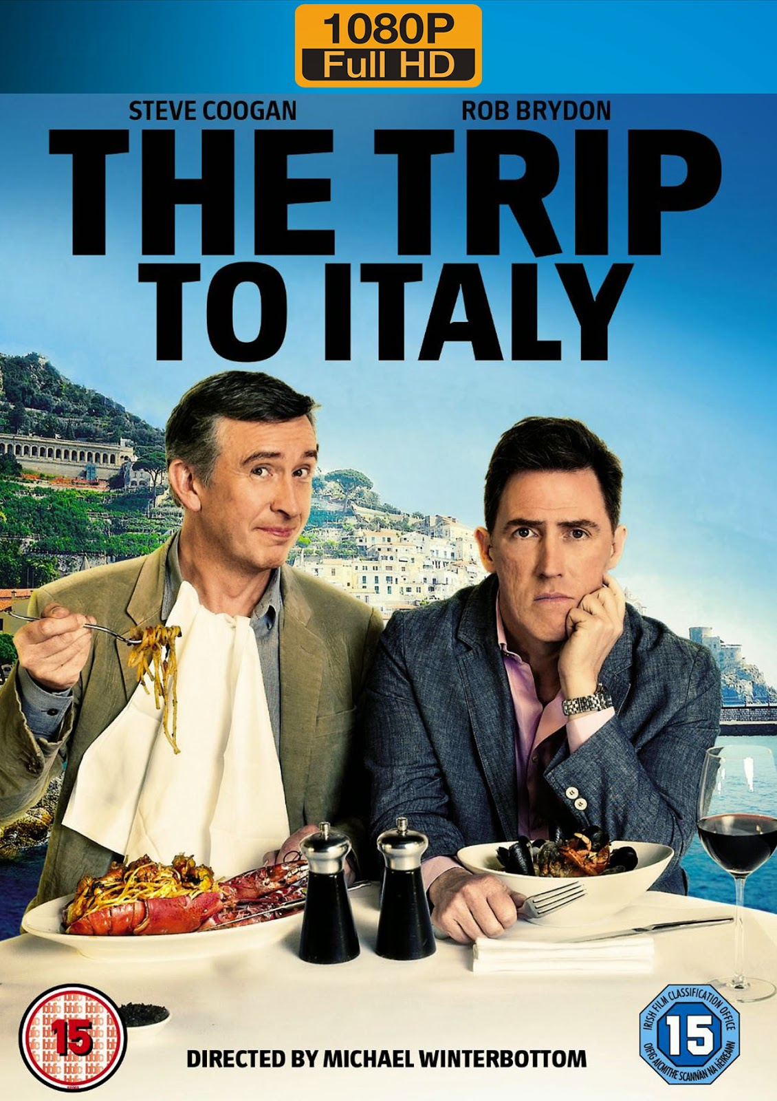 The Trip To Italy 2014 1080p Subtitulada