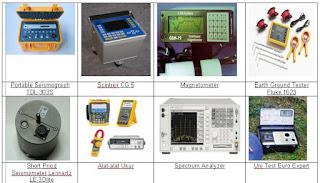 Definisi dan Konsep Instrumentasi