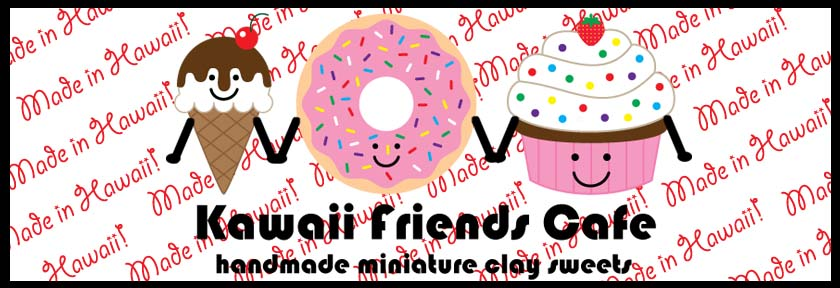 Kawaii Friends Cafe