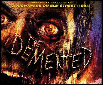 The Demented Copertina