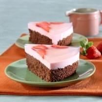 Resep Kue Bolu Cokelat Busa Strawberry - Majalah Mini ArbesDJ