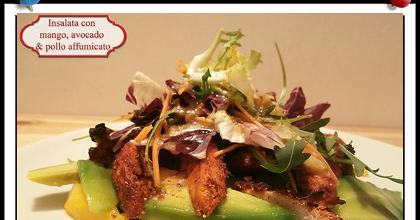 Gordon ramsay insalata con mango avocado pollo - Imparare l arte della cucina francese ...