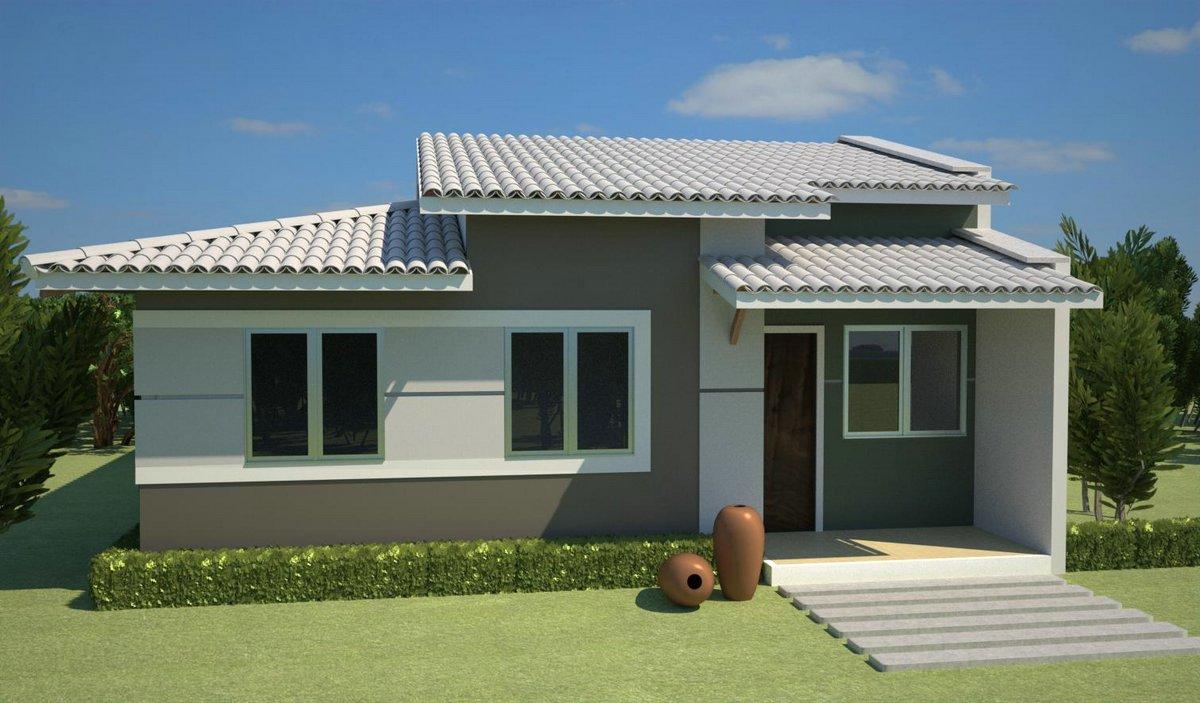Fotos de fachadas de casas bonitas e modernas
