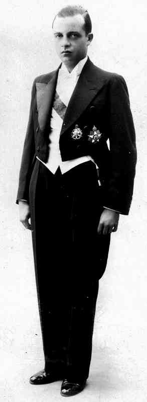 Dom Pedro Enrique d'Orléans-et-Bragance 1909-1981