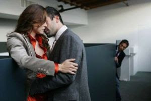caso amoroso no escritório