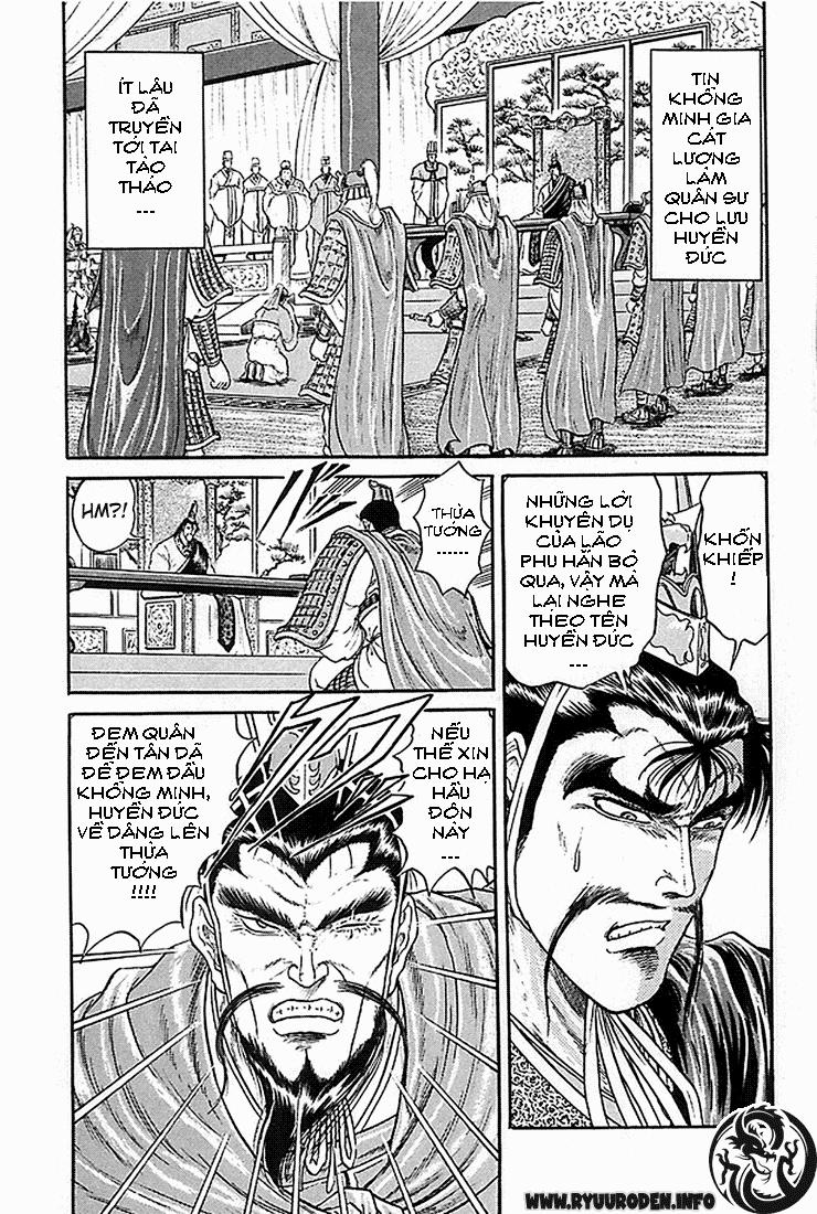 Chú Bé Rồng - Ryuuroden chap 7 - Trang 38