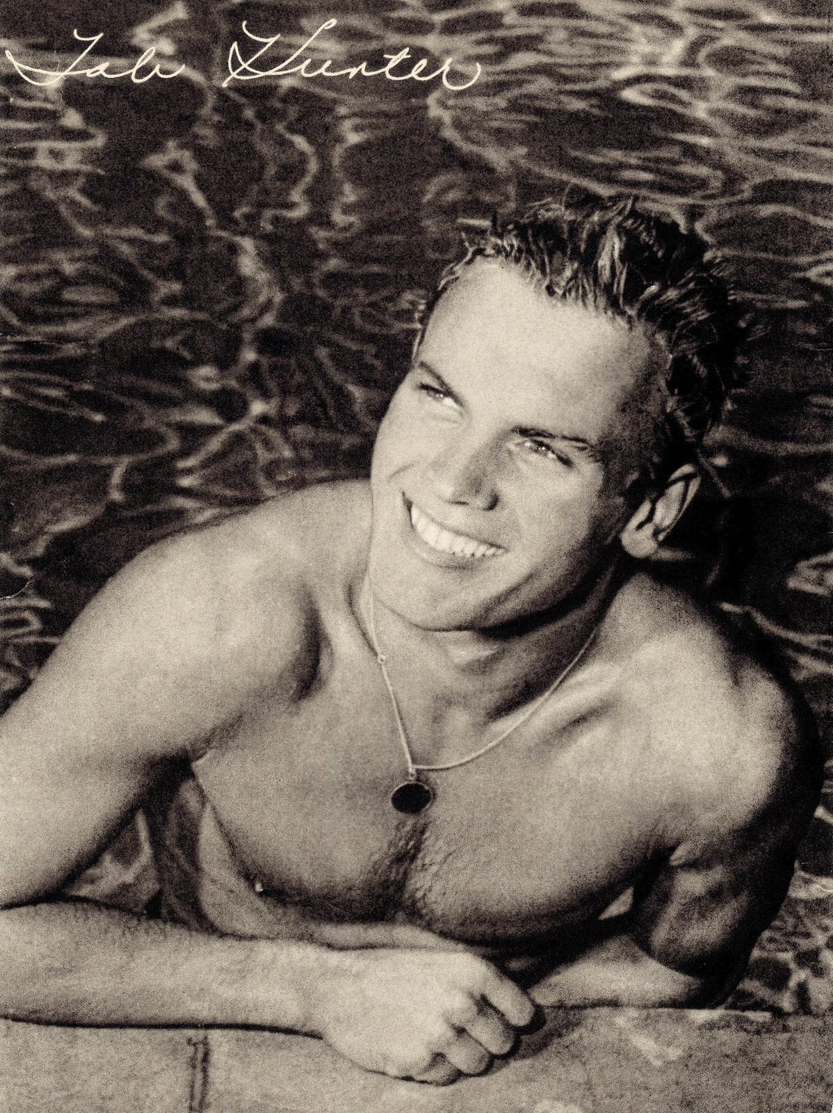 from Taylor is tab hunter gay