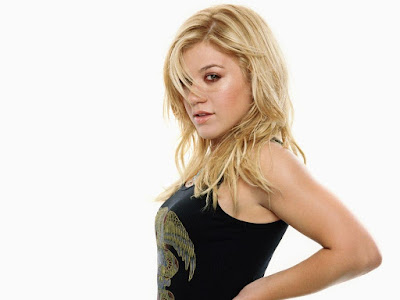 American Actress Kelly Clarkson Hot Images