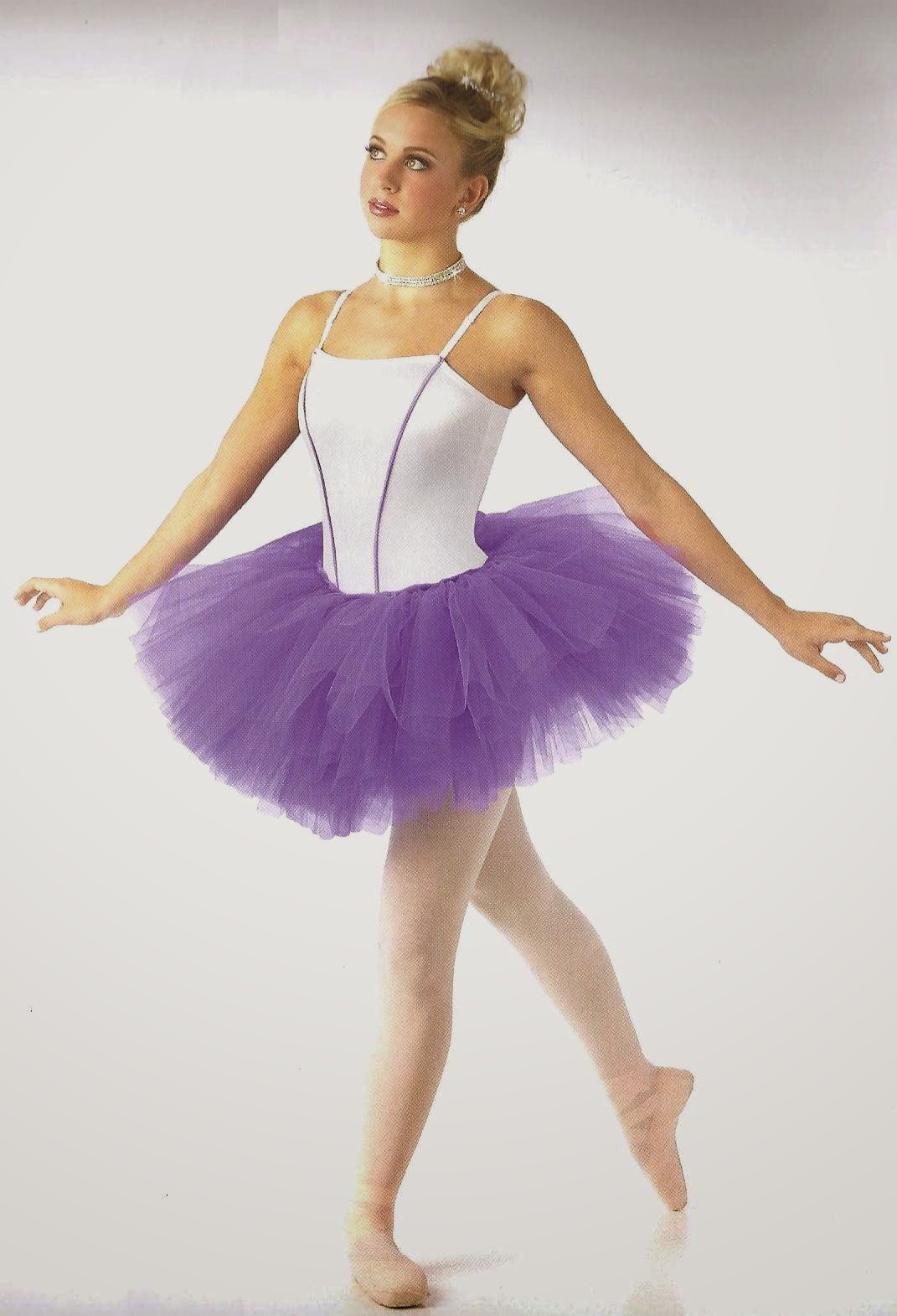 The dancewear guru all about tutus this tutu also known as the powder puff tutu is a short tutu that doesnt stick out as far as the pancake and platter options ccuart Choice Image