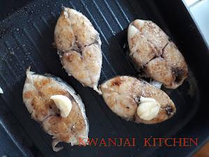 FISH STEAK BY KWANJAI KITCHEN