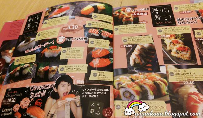 Tokyo Kitchen Bandar Menjalara Kepong Woan Koon