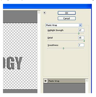 Tutorial Cara Membuat Efek Tulisan Besi/Metal dengan Photoshop